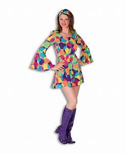 80er Outfit Kaufen : sexy discokleid retro 70er 80er jahre party mottoparty outfit bekleidung bunt ebay ~ Frokenaadalensverden.com Haus und Dekorationen