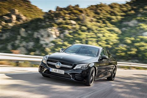 Mercedes C Class Coupe 2019 by 2019 Mercedes C Class Coupe And Convertible Go On Sale