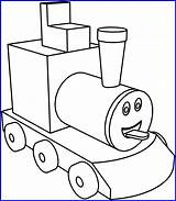 Train Coloring Toy Pages Printable Getcolorings Locomotive sketch template