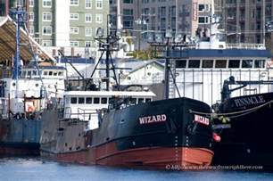 deadliest catch the reality tv show features a number of