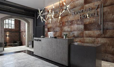 loft rusty  sciana wall system  vox interiors