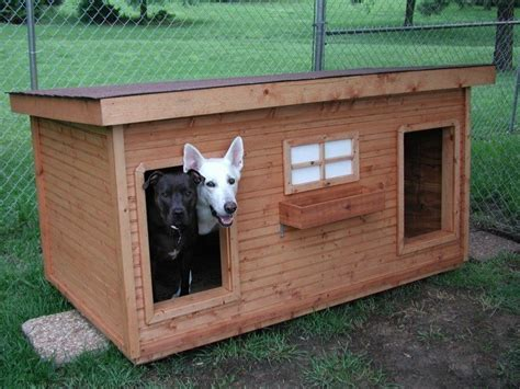luxury dog house plans  multiple dogs  home plans