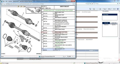 Peugeot 206 Wiring Diagram Software by Peugeot Service Box Sedre Free Installation