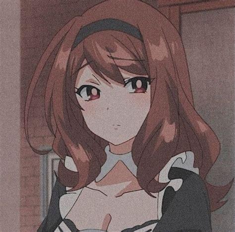 Pin On ♡ Anime Girl Pfps
