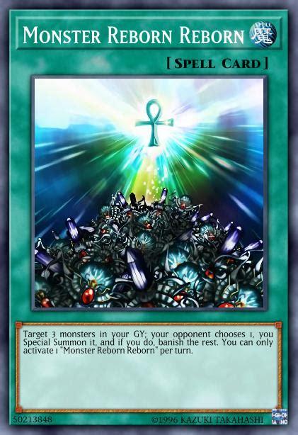 monster reborn reborn yugioh duel links gamea