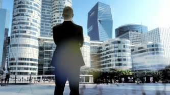 young business manager man male stock footage video