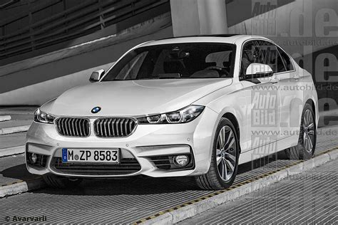 Future Bmw 1 Series Sedan Gets A New Rendering