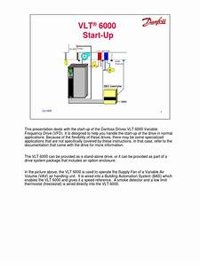 Danfoss Vlt 6000 Wiring Diagram