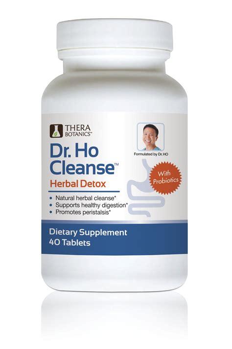 amazoncom dr ho cleanse detox eliminate built