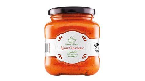 les sauces en cuisine les sauces et aides culinaires ajvar s invitent en cuisine