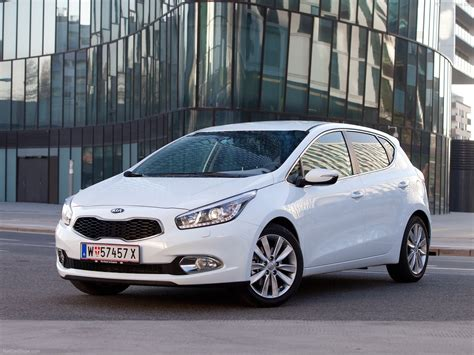 Kia Ceed 2013 by Kia Ceed 2013 Picture 6 Of 139