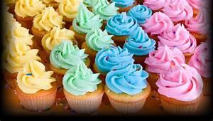 Cute Cupcake Background - WallpaperSafari