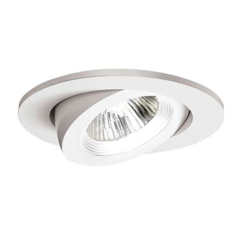 home depot recessed lighting trim halo 3 in white recessed lighting adjustable gimbal trim