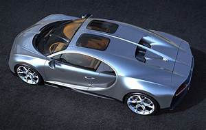 Bugatti Chiron Sky View Sunroof Option Announced