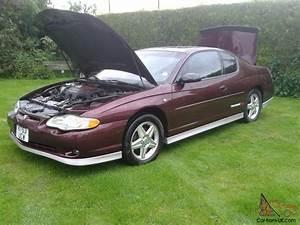 Chevrolet Monte Carlo Ss 2004 Superchared Lgp Conversion