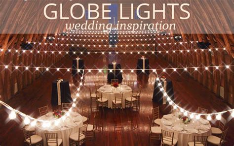 globe string lights the wedding of my dreamsthe wedding