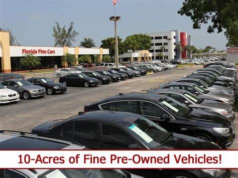 Car Dealers In Fl by Florida Cars Miami Car Dealership In Miami Fl 33169