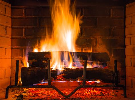how to clean your fireplace the