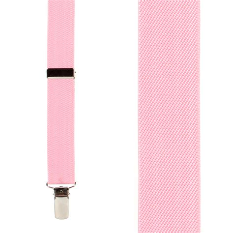 light pink suspenders light pink suspenders suspenderstore