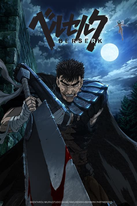 crunchyroll berserk tv anime  season officially set