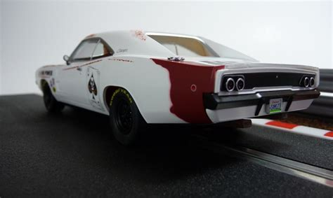 archiv dodge charger stockcar  hemi power archiv