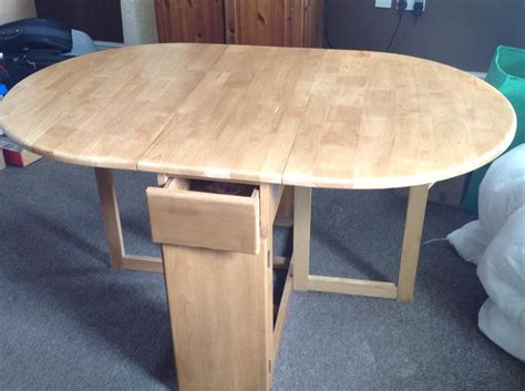 Fold-away Dining Table Dudley, Wolverhampton