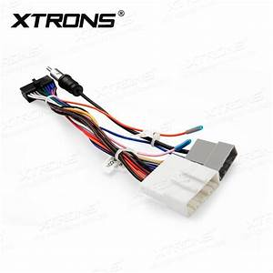 Iso Wiring Harness Cable For Installation Of Xtrons