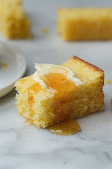 Vegan cornbread is tender, crumbly, and cakey with crispy edges. Cornbread Made With Corn Grits Recipes / Cornbread Made ...