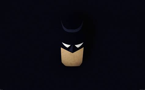 ab wallpaper batman face dark minimal papersco