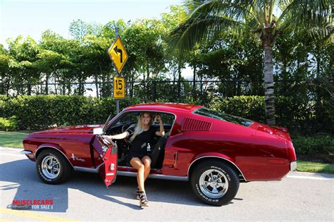 1968 Ford Mustang Fastback Custom Candy paint Show Car