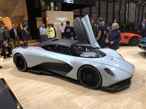 The Aston Martin Am-rb 003 Is A Hybrid Valkyrie