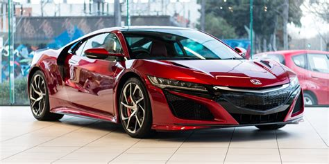 2017 Honda Nsx 420000 Driveaway Price Tag Tipped For