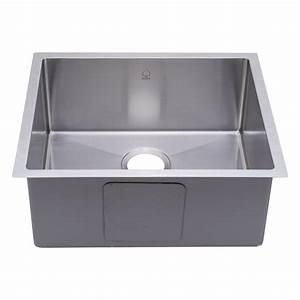 Bai 1246 Stainless Steel 16 Gauge Kitchen Sink Handmade 21