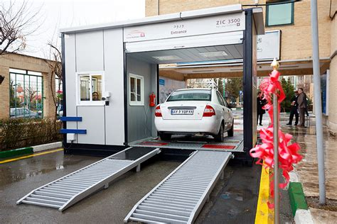 bureau inspection automobile mobile units will ease technical inspection of vehicles in