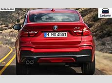 BMW X4 2018 prices and specifications in Egypt Car Sprite