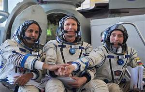 Three astronauts land on Earth from ISS in Russian capsule ...