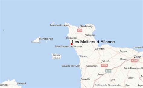 Le Mo Weather Radar by Les Moitiers D Allonne Weather Forecast