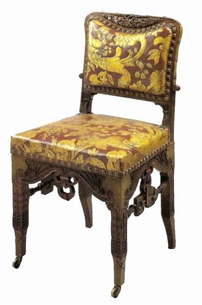 Chair Antique Gold Maroon Deviantart Chairs Furniture