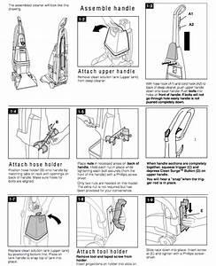 Hoover Spinscrub 50 Owners Manual - Zofti