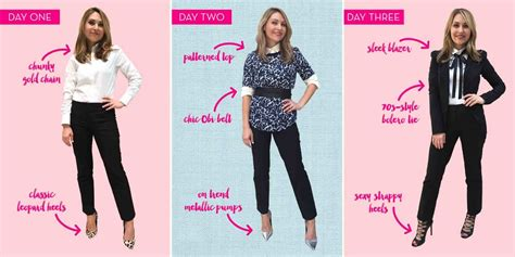 Hereu0026#39;s What Happened When I Wore the Same Thing Every Day for a Week - Style and Outfit Advice