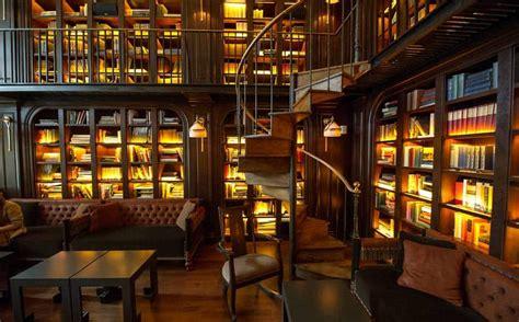 Libreria Cus by Hotel The Nomad Em York Dicas De Viagem