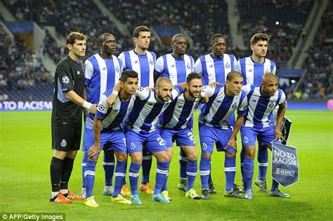 Fc Porto Team by Iker Casillas Breaks Chions League Clean Sheet Record