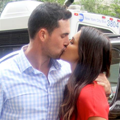 Andi Dorfman & Josh Murray Finally Kiss in the Wild After ...