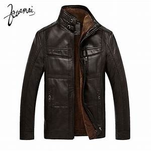 BN9 PU Leather Jacket Men Fashion Brand High Quality ...