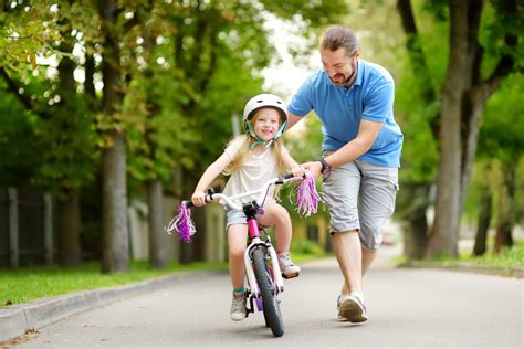 How to Teach your Child to Ride a Bike - Occupational ...