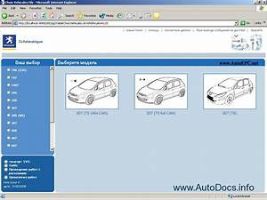 Peugeot Wiring Diagrams Repair Manual Order  U0026 Download