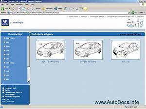 Peugeot Wiring Diagrams Repair Manual Order  U0026 Download
