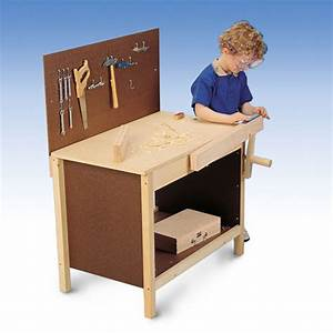 Wooden Toy Workbench How To build a Amazing DIY