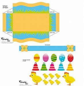 Bricolage De Paques Panier : bricolages de paques page 5 ~ Melissatoandfro.com Idées de Décoration