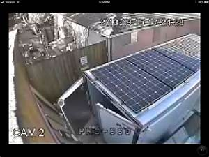 2013 Carmate 100  Solar Heated And Cooled Over The Top Cargo Trailer   Problems With The Solar